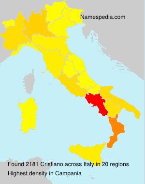 Cristiano - Italy