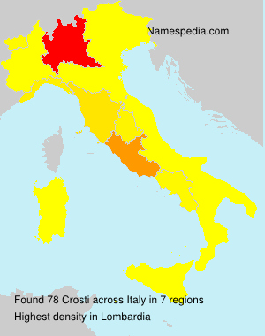 Crosti - Italy