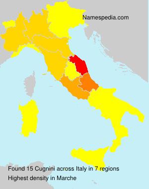 Cugnini - Italy