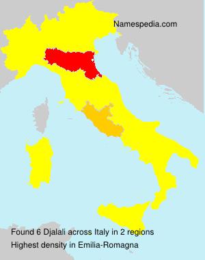 Djalali - Italy