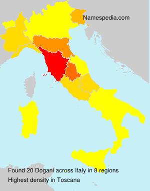 Dogani - Italy