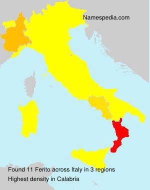 Ferito - Italy