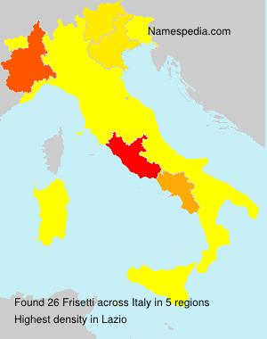 Frisetti - Italy
