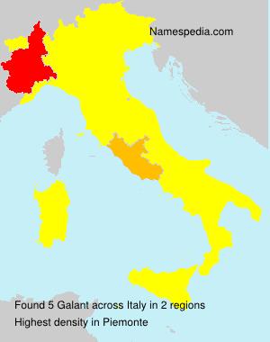 Galant - Italy