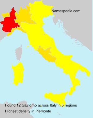 Gaviorno