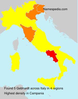 Gebhardt - Italy