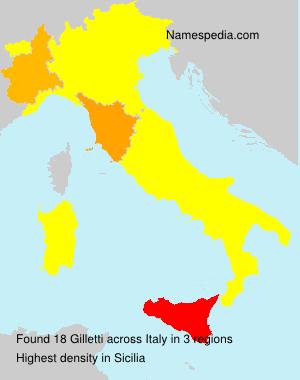 Gilletti - Italy