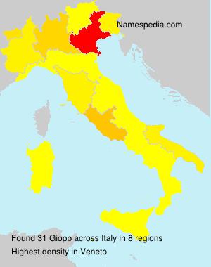Giopp - Italy