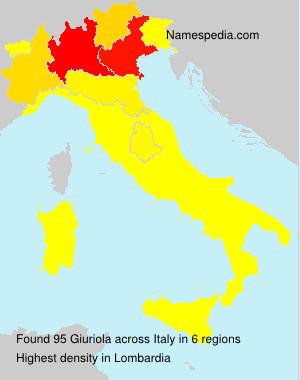 Giuriola - Italy