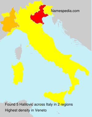Halilovic - Italy