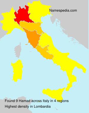Hamad - Italy
