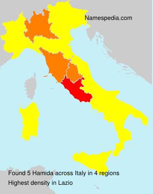 Hamida - Italy