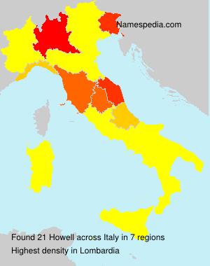 Howell - Italy