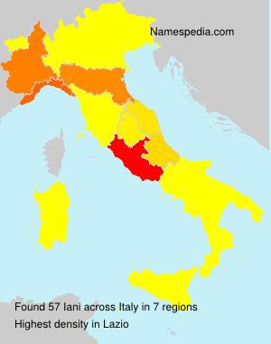 Iani - Italy