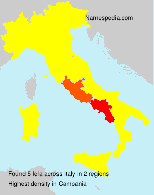 Iela - Italy