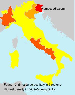 Irimescu - Italy