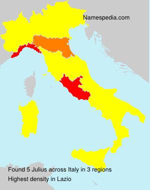 Julius - Italy