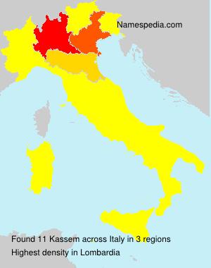 Kassem - Italy