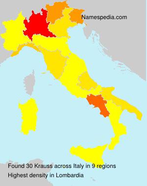 Krauss - Italy