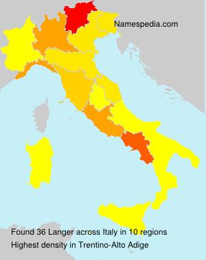 Langer - Italy