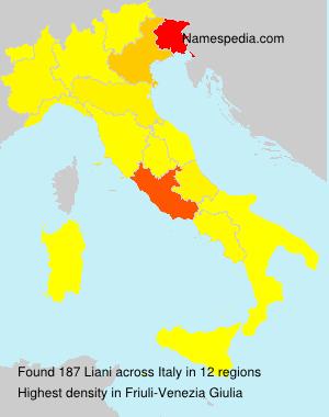 Liani - Italy