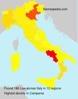 Lise - Italy