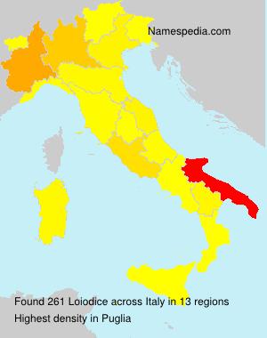 Loiodice - Italy