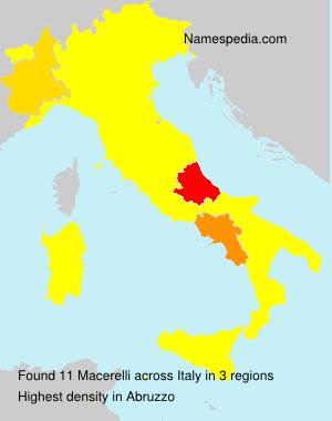 Macerelli