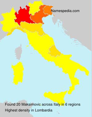 Maksimovic - Italy