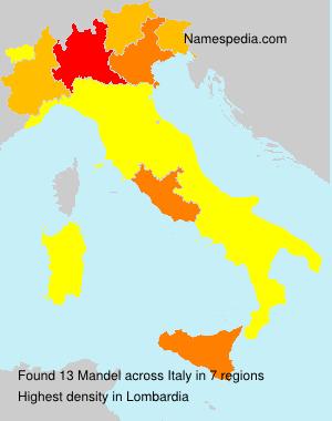 Mandel - Italy