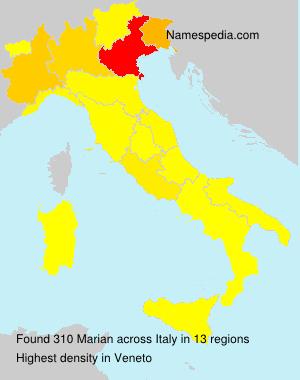 Marian - Italy