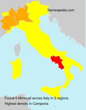 Mimouni - Italy