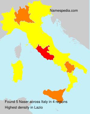 Naser - Italy