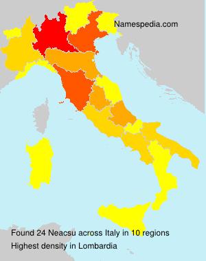 Neacsu - Italy