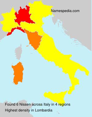 Nissen - Italy