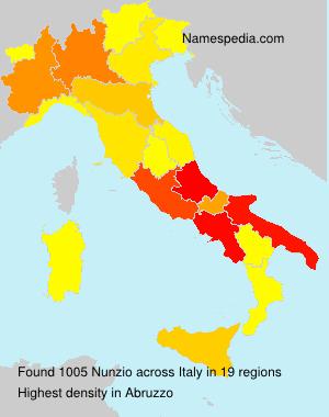 Nunzio - Italy