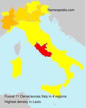 Oertel - Italy