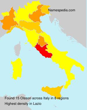 Olsson - Italy
