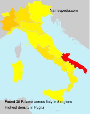 Palama - Italy
