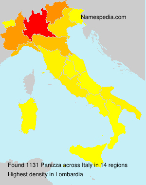 Panizza - Italy
