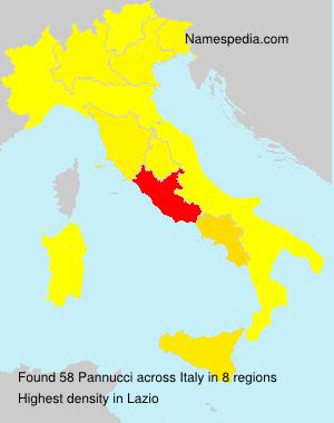Pannucci - Italy