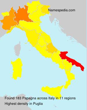Papagna - Italy