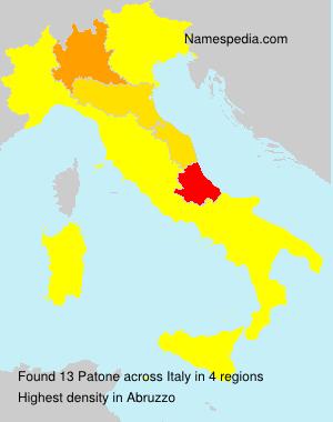 Patone - Italy