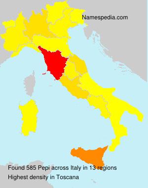 Pepi - Italy