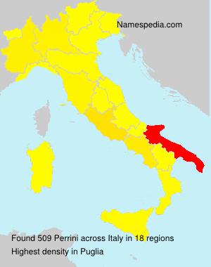 Perrini - Italy