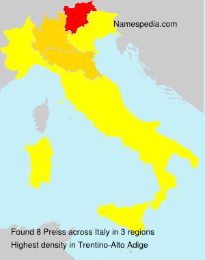 Preiss - Italy