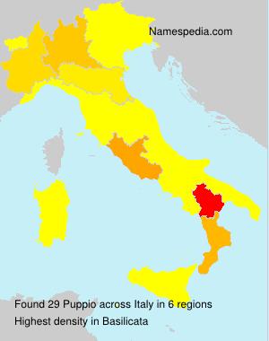 Puppio - Italy