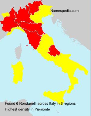 Rondanelli - Italy