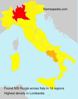 Rozza - Italy