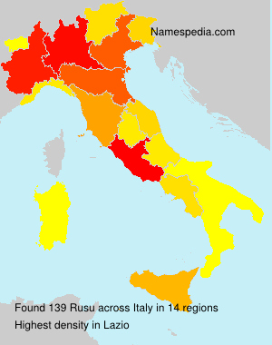 Rusu - Italy